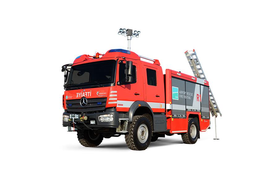 Lynx Sınıfı ARFF 4X4